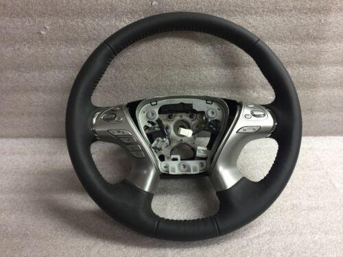 2015-2016 oem nissan murano steering wheel b29x484305al4a