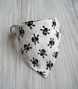 Halsband-verstellbar-Halsumfang-35-39-cm-Hundetuch-Hundehalstuch-Hundebekleidung