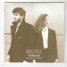 (FY504) Indigo Face, Fearless - 2015 DJ CD
