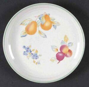 International-Tableworks-Sweet-Bounty-Dessert-Salad-Plate-Ironstone
