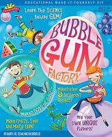 Scientific Explorer Bubble Gum Factory Kit , New, Free Shipping