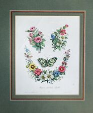 Bouquet Schmetterling Papillon Butterfly Girlande Blume Flower Blüte Blossom