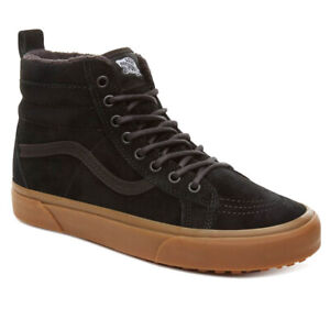 Details about Vans Sk8 Hi MTE VN0A33TXGT7 Black / Gum NEW Fast Shipping 10  10.5 11 11.5