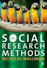 Social Research Methods: The Essentials by Nicholas Walliman (Paperback, 2015)