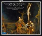 Telemann: Lukas Passion, 1748 (CD, May-2011, 2 Discs, CPO)