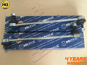 FOR-VOLVO-S60-S80-V70-XC70-XC90-FRONT-STABILISER-HD-DROP-LINKS-MEYLE-HEAVY-DUTY
