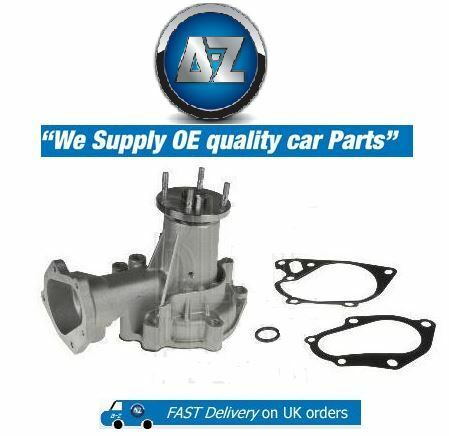 FOR MITSUBISHI L200 ANIMAL 2.5DT DiD 1//2006-/> NEW WATER PUMP KIT *OE