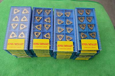 16ER 28 BSPT SMX35 Britain tapered pipe Threading inserts alloy Carbide Inserts