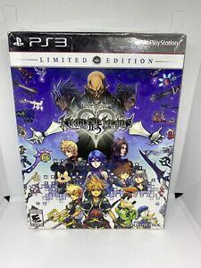Kingdom-Hearts-HD-2-5-ReMIX-Limited-Edition-Disney-Pin-PlayStation-3-PS3-NEW