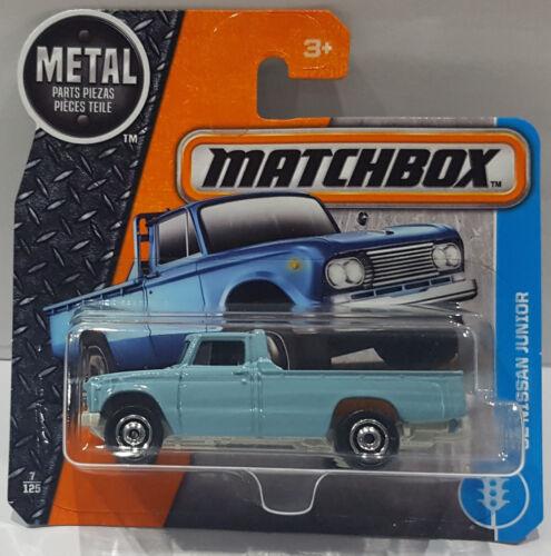 Matchbox/' 62 nissan junior 7//125 dvn15