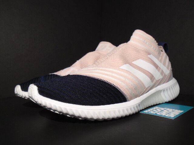 Adidas k nucleo nemeziz 17,1 tr nucleo k rosa bianco blu con ronnie fieg messi ac7509 12 3ec136