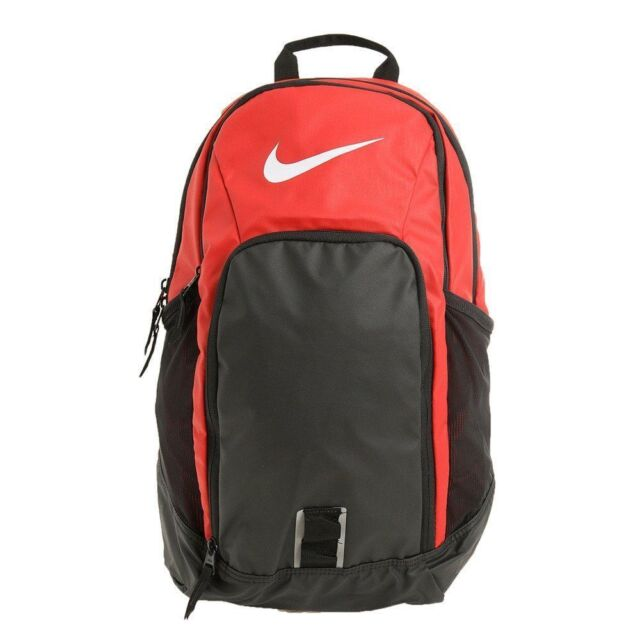 9926f0ae370e Nike Alpha ADAPT Rev Backpack Red White Black School Bag Ba5255 602 ...
