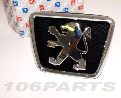 Peugeot 106 S2 Bonnet Badge tous les modèles 106 96-03 Inc XS Rallye GTI QUIKSILVER