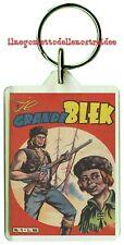 Il Grande Blek prima ed. 1956 serie primo numero 1 edizioni Dardo portachiavi