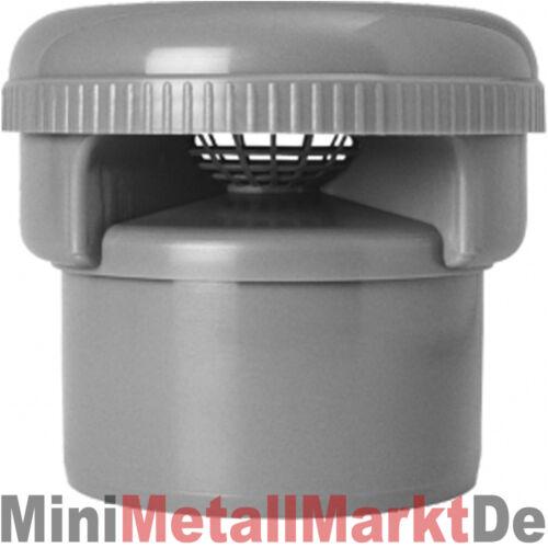 Admittance DN 100 Ø 110 fits f All HT KG rohrht Sewer Drain Top