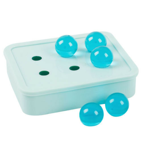 Round Ball Cube Silicone Pendant Mold Making Jewelry Resin Necklace Craft Mould