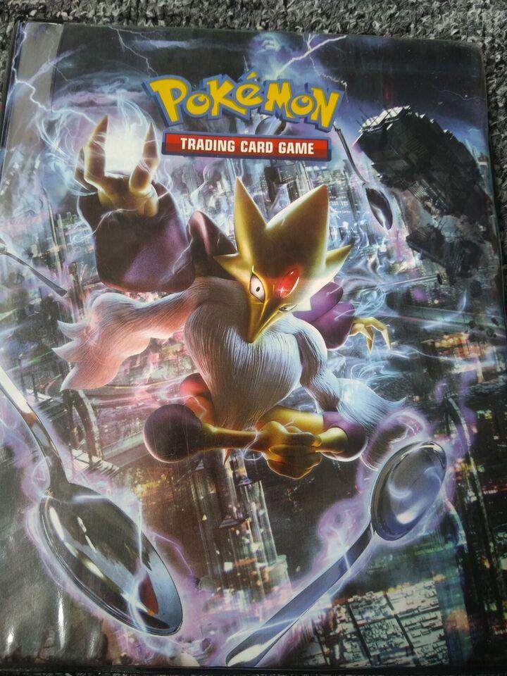 Samlekort, Pokemon hæfte