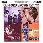 Clifford Brown - Four Classic Albums (Brown And Roach Inc/Jam Session/Study In Brown/New Star On The Horizon, 2008)