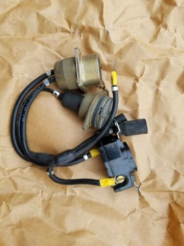 Details about  /M561 Gama Goat Wiring Harness Convenience Box Heater M792 G874