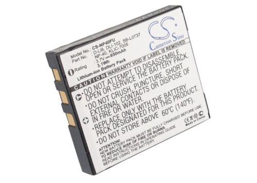 FinePix V10 FinePix 3.7V battery for FUJIFILM FinePix Z5fd FinePix F700 Zoom