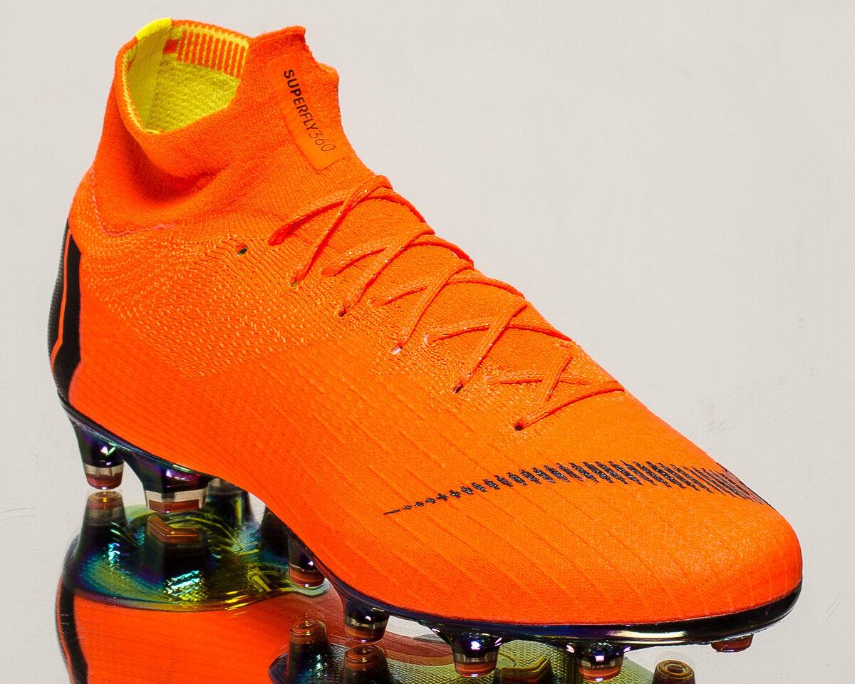 Nike Mercurial Superfly 6 Elite total AG-PRO soccer cleats NEW total Elite orange AH7377-810 9220ec