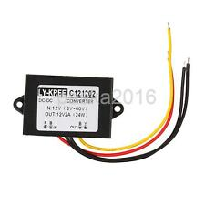 DC Power Supply Volt Regulator Buck Converter 8-40V to 12V Step Down Module
