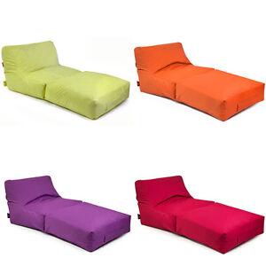 outbag sitzsack peak plus liege wetterfest outdoor ebay. Black Bedroom Furniture Sets. Home Design Ideas
