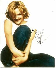 """Drew Barrymore Signed 8"""" x 10"""" Color Photo with COA"""
