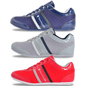 Mens-Fenchurch-London-Racer-Designer-Fashion-Trainers-From-9-99-FREE-P-amp-P