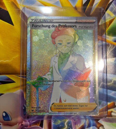 Research of the Professor Rainbow 209//202 Sword /& Shield NEW German SecretRare