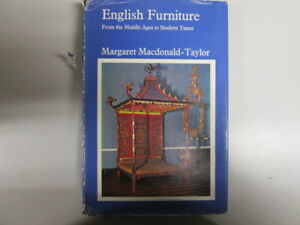Good  English Furniture From The Middle Ages To Modern Times  Macdonald Taylo - Ammanford, United Kingdom - Good  English Furniture From The Middle Ages To Modern Times  Macdonald Taylo - Ammanford, United Kingdom