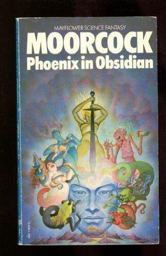 Phoenix in Obsidian By Michael Moorc*ck,Mark Salwowski