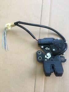 2004-2006 Scion XB Trunk Latch Liftgate Lid Lock Actuator OEM 69350-52100