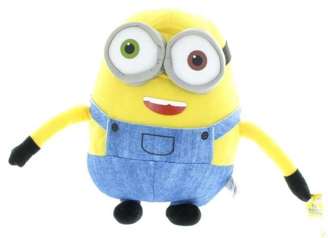 """Minions Movie Despicable Me Hero 10"""" Plush Bob"""