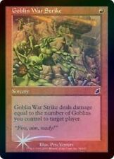Foil Goblin era strike/atentado de la Goblins-Scourge-inglés (Fine -)