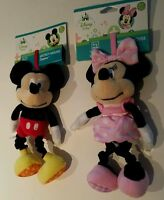 Disney Baby Brand Minnie Or Mickey Mouse Zippee Stroller Ages 0+