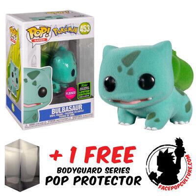 Bulbasaur funko pop exclusive #453# Pokémon.
