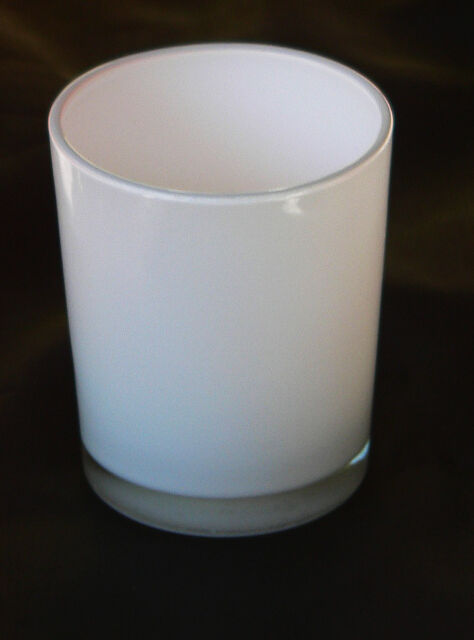 150 blanc Glass Tealumière Candle Holder mariage Reception Table Room Decoration