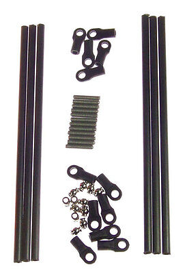 Kossel Mini Rod Kit Parts 3D Printer Rods Arms - Makes 6 Rods - Ships from USA