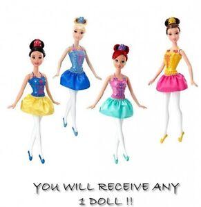 Disney-Princess-039-Belle-Cendrillon-Blanche-Neige-Ariel-039-27-9cm-Assorti-Jouet
