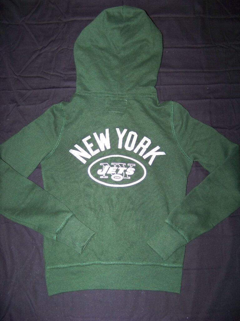 Victoria's Secret Rosa New York Jets Hoodie NWT