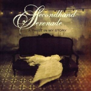 Secondhand Serenade - A Twist In My Story NEW CD 684340002063
