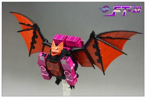 Transformers Toy FT-23 Dracula Headmasters Mindwipe Mp Action Figure New