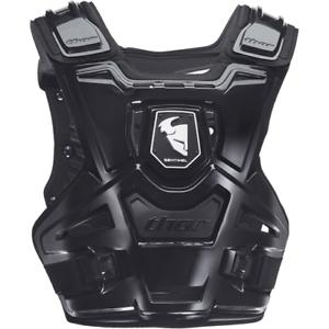 Thor MX SentinelMotocross Adult Chest//Roost Armour Black