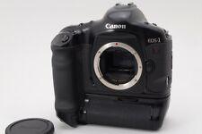 【NEAR MINT 94 Roll】Canon EOS-1V HS 35mm SLR Film Camera w/PB-E2 from Japan #575