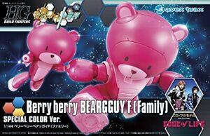 BANDAI-Rare-color-CD-Just-Fly-Away-Gundam-HG-1144-Berry-Beargguy-F-Family