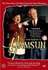 Hamsun 0720229912129 With Max Von Sydow DVD Region 1