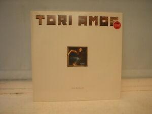 TORI AMOS - LITTLE EARTHQUAKES - LP - 1991