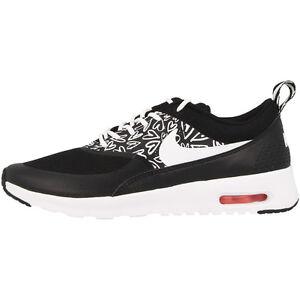 tempo 002 Sneaker il 834320 libero per Print Black White Gs Max Lava Thea Nike Air Shoes qwxgZnRzTf