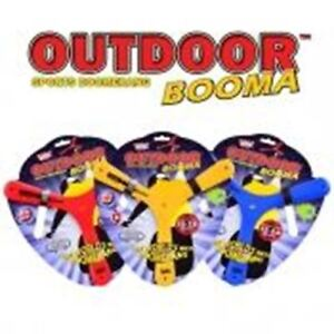 Wicked Outdoor Booma is the world's best returning sports boomerang.